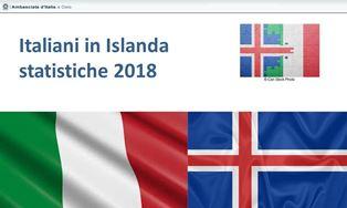 GLI ITALIANI IN ISLANDA: I DATI DELL'AMBASCIATA ITALIANA AD OSLO