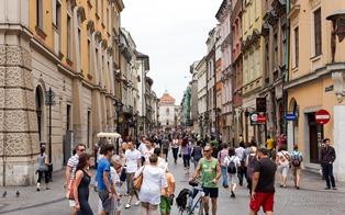 POLONIA: TURISMO DALL'ITALIA IN CRESCITA, ANCHE FUORI STAGIONE