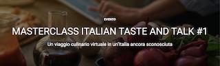 Italian taste and talk: un viaggio culinario virtuale in un'Italia ancora sconosciuta con ItKam