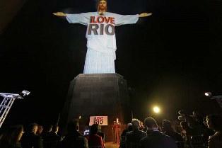"BRASILE/ A RICCARDO GIOVANNI RICEVE LA ""MEDAGLIA TIRADENTES"""