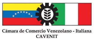 VENEZUELA: MERCOLEDÌ L'ASSEMBLEA ANNUALE DELLA CAVENIT ALLA PRESENZA DELL'AMBASCIATORE VIGO