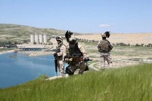 IRAQ: I MILITARI ITALIANI HANNO LASCIATO LA DIGA DI MOSUL