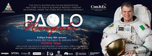 PAOLO NESPOLI AD ADELAIDE OSPITE DELLA SOUTH AUSTRALIAN ITALIAN ASSOCIATION E DEL COMITES