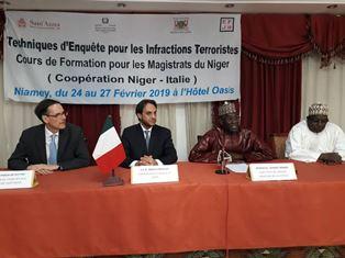 LOTTA CONTRO IL TERRORISMO: CONCLUSO A NIAMEY (NIGER) IL CORSO DELLA SANT'ANNA DI PISA