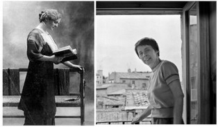 LE DUE AMELIE ROSSELLI: CONFERENZA ALL'IIC DI NEW YORK