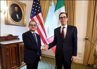 MINISTRO TRIA IN USA/ PER L'AMBASCIATA D'ITALIA A WASHINGTON POSITIVI I RISULTATI DELLA MISSIONE