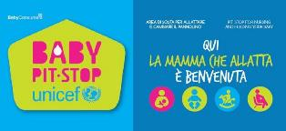 "PROGETTO ""BABY PIT STOP"": INTESA REGIONE VENETO - UNICEF"