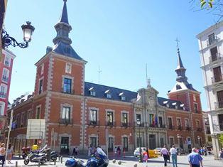 IL MINISTRO MOAVERO MILANESI A MADRID