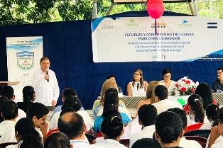 L'AICS A EL SALVADOR: PERCORSI DI EDUCAZIONE INCLUSIVA E INNOVATIVA PER PREVENIRE LA VIOLENZA GIOVANILE
