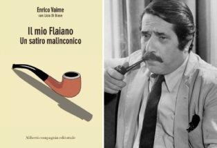 """""""IL MIO FLAIANO. UN SATIRO MALINCONICO"""": ALLA DANTE DI ROMA LA PRESENTAZIONE DEL LIBRO DI ENRICO VAIME E LICIO DI BIASE"""