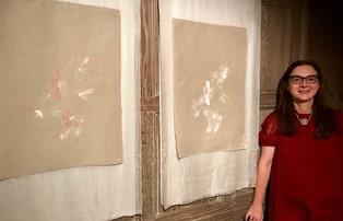 """""""ARTISTS IN RESIDENCE"""": INAUGURATA A WASHINGTON LA MOSTRA """"IL CILIEGIO MAGICO"""" DI KIKKI GHEZZI"""