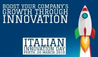 IN MARZO A PERTH GLI ITALIAN INNOVATION DAYS 2019