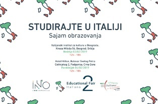 """EDUCATIONAL FAIR ITALIANO"": SUCCESSO PER LE UNIVERSITÀ ITALIANE A PODGORICA"