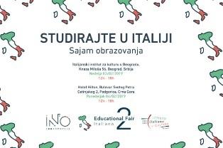 """""""EDUCATIONAL FAIR ITALIANO"""": SUCCESSO PER LE UNIVERSITÀ ITALIANE A PODGORICA"""