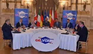 SALVINI AL G6 DI LIONE: IL MODELLO ITALIANO PER L'IMMIGRAZIONE STA FACENDO SCUOLA