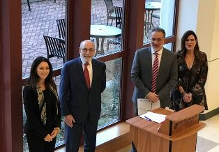 IN NEW JERSEY FIRMATO L'ACCORDO MONTCLAIR STATE UNIVERSITY E LEARN ITALY