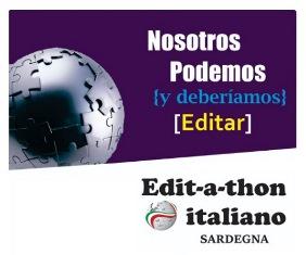 """A LA PLATA IL PRIMO """"EDIT-A-THON"""" ITALIANO SULLA SARDEGNA"""