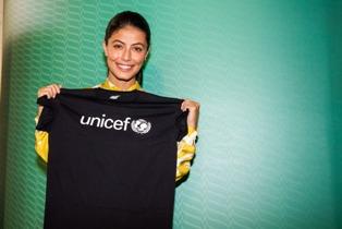 ALESSANDRA MASTRONARDI NOMINATA NUOVA GOODWILL AMBASSADOR DELL'UNICEF