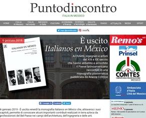 È USCITO ITALIANOS EN MEXICO – di Massimo Barzizza