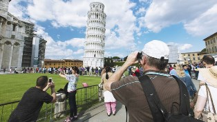 TURISTI STRANIERI IN ITALIA: I DATI ISTAT