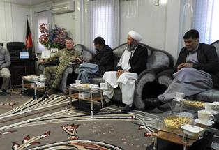 MISSIONE IN AFGHANISTAN: MEETING PER LA SICUREZZA A BADGHIS