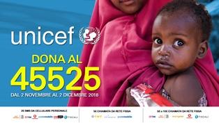 ALLARME UNICEF: NEL MONDO OLTRE 200 MILIONI DI BAMBINI MALNUTRITI