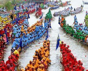 CAMBOGIA: FESTIVAL DELL