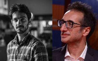 """""""CICLO E3+ - ENCUENTROS EDITORES ESCRITORES"""": GIORGIO FONTANA E MATTIA CARRATELLO OSPITI DELL'IIC DI MADRID"""