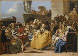 I DIPINTI ITALIANI NEL XVIII° SECOLO AL MUSEO DEL LOUVRE: STÉPHANE LOIRE ALL'IIC DI MARSIGLIA