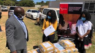 LE PERSONE NON VEDENTI IN ZAMBIA POSSONO ORA ACCEDERE ALLE INFORMAZIONI SU COVID-19: IL PROGETTO DI AMREF