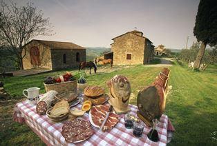 GAMBERO ROSSO E AGRITURISMO.IT INSIEME PER PREMIARE I MIGLIORI 20 AGRIRISTORANTI D'ITALIA