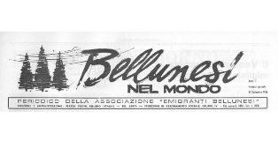 """""""BELLUNESI NEL MONDO"""": ONLINE I PRIMI TRE ANNI DELLA RIVISTA"""