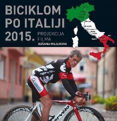 BICIKLOM PO ITALIJI 2015: IL DOCUMENTARIO ALL'IIC DI BELGRADO