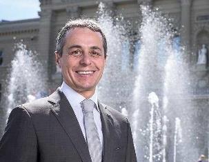 IGNAZIO CASSIS ALL'INCONTRO ITALO-SVIZZERO DELLA CCIS
