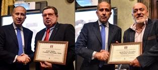 EUROCHOCOLATE PREMIA GLI AMBASCIATORI DEL CIOCCOLATO NEL MONDO