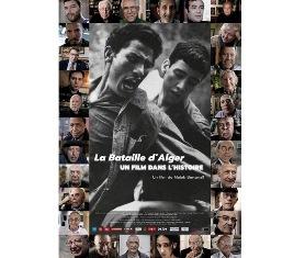 """""""LA BATAILLE D'ALGER, UN FILM DANS L'HISTOIRE"""" DI MALEK BENSMAÏL AL ROME INDEPENDENT FILM FESTIVAL"""