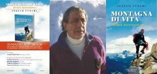 """""""MONTAGNA DI VITA – STORIE ASCENSIONALI"""": IL LIBRO DI ANGELO FUSARI ALL'AQUILA"""