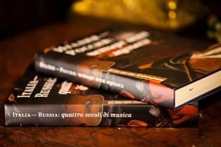 """""""ITALIA-RUSSIA: QUATTRO SECOLI DI MUSICA"""": IL VOLUME EDITO DALL'AMBASCIATA D'ITALIA A MOSCA"""