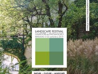 """""""LANDSCAPE FESTIVAL"""": A BERGAMO LA NONA EDIZIONE DEL FESTIVAL DEDICATO ALL'OUTDOOR DESIGN"""