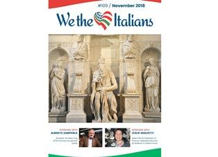 """ONLINE IL NUOVO NUMERO DEL MAGAZINE DI """"WE THE ITALIANS"""""""