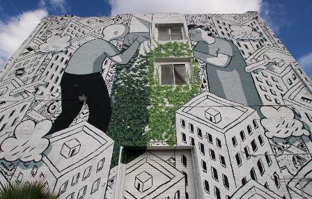 MILLO E LA STREET ART ITALIANA A MONTRÉAL