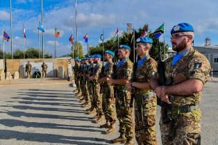 MISSIONE IN LIBANO: COMMEMORAZIONE DEI CADUTI IN AFGHANISTAN