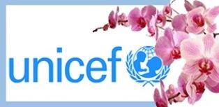 UNICEF ITALIA: TORNA L'ORCHIDEA IN 2.400 PIAZZE IN ITALIA PER SALVARE I BAMBINI MALNUTRITI