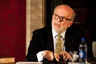 SEMILLAS SECAS: L'INEDITO DI ALVAR GONZÁLEZ-PALACIOS ALL'AMBASCIATA SPAGNOLA A ROMA