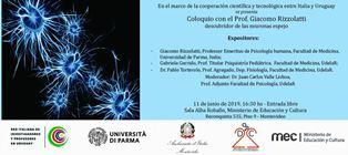LA RICERCA ITALIANA ALL'ESTERO: GIACOMO RIZZOLATTI IN URUGUAY