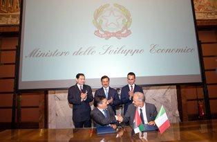 INCREMENTARE LE OPPORTUNITÀ DI BUSINESS TRA ITALIA ED EMIRATI ARABI UNITI: ACCORDO SACE - ECI