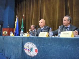 LA VOCE D'ITALIA/ A CARACAS IL PRIMO INCONTRO DELL'AMBASCIATORE VIGO CON I CONNAZIONALI – di Letizia Buttarello