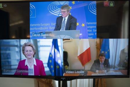 CONTE: IN EUROPA UN PAESE MIGLIORE